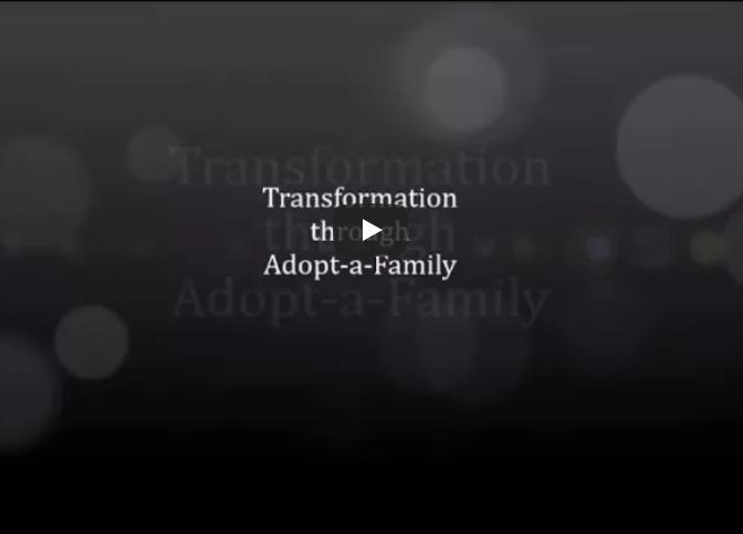 Impact: Adopt A Family